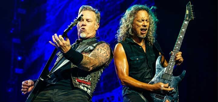 Learn Metallica Songs on Guitar - Learn Guitar With Aaron